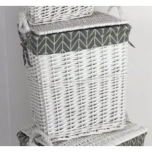Elena Medium Laundry Basket
