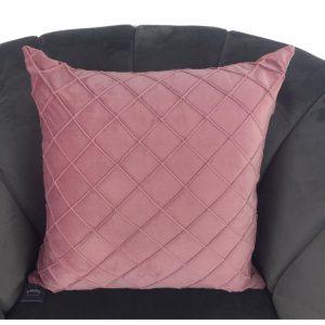Cushion Cover Pink Diamond 44x44cm