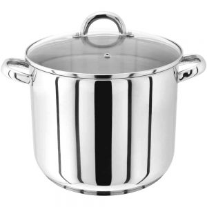 Judge Stainless Steel 26cm Stockpot 10L
