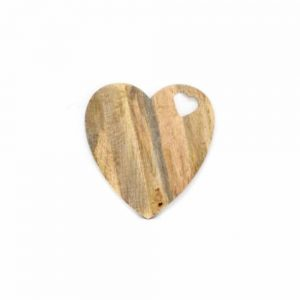 40x39cm Heart Chopping Board