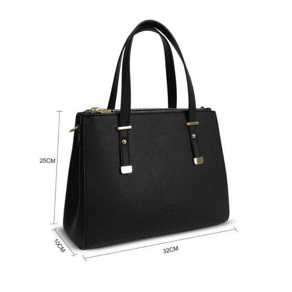 LYDC Handbag in Black
