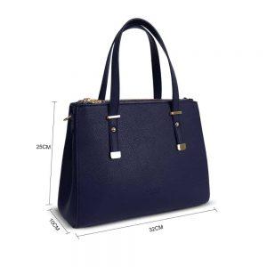 LYDC Handbag in Navy
