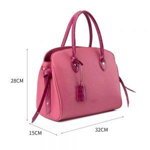 LYDC Handbag In Pink