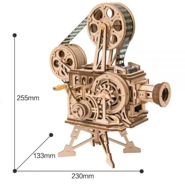 Vitascope Mechanical DIY Model Kit