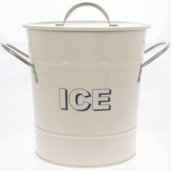 Home Sweet Cream Ice Bucket 24x21x23cm