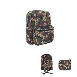 Travel Backpack Camouflage