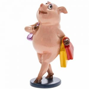 This Little Piggy Shopaholic