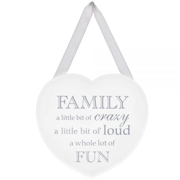 Heart Plaque Whole Lot of Fun
