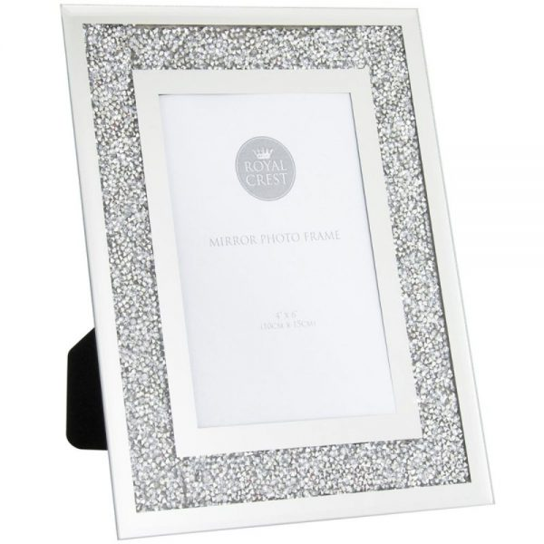 Gemstone Photo Frame 4x6in