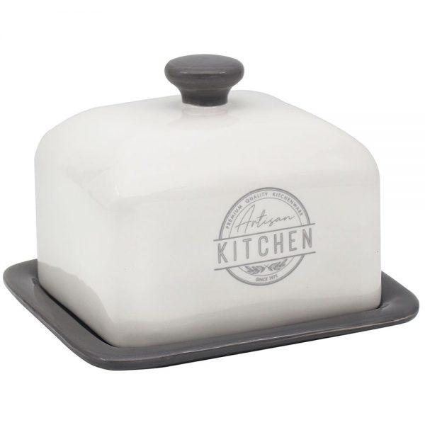 Artisan Kitchen Ceramic Butter Dish