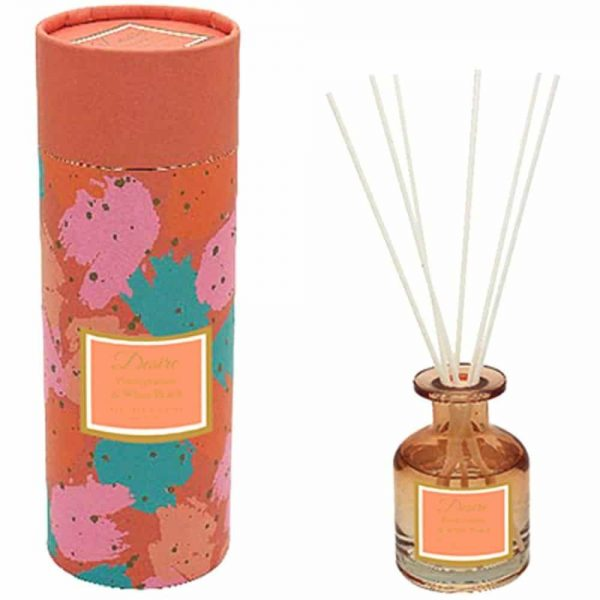 Peach Glass Diffuser 100ml