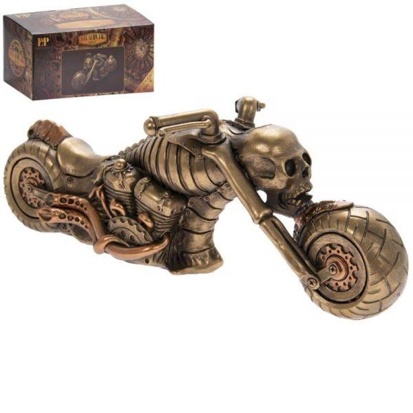 Steam Punk Motorbike 31x13x11cm