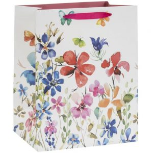 Butterflymeadow Gift Bag Large 27x14x33cm