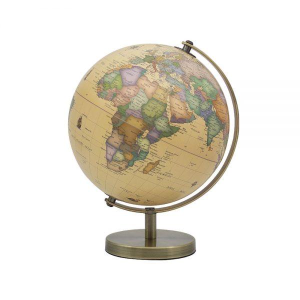 Globe Vintage 19x15cm