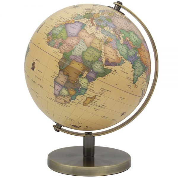 Globe Vintage 36x26cm