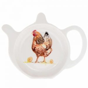 Chickens Teabag Tidy