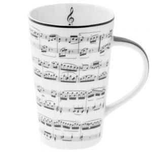 Making Music Latte Mug