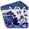 Blue Willow Coasters Set of 4