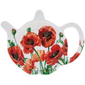 Poppy Teabag Tidy