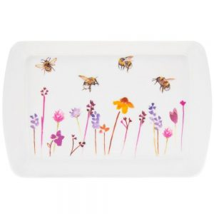 Busy Bees Small Tray