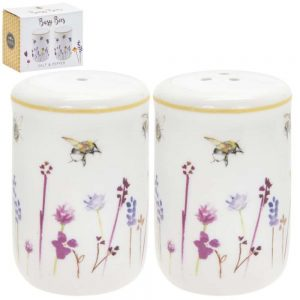 Busy Bee Salt and Pepper