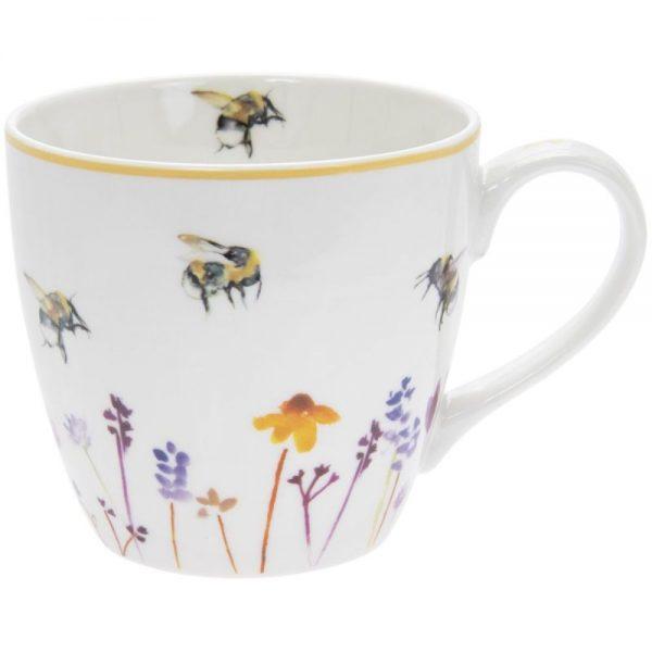 Busy Bees Breakfast Mug