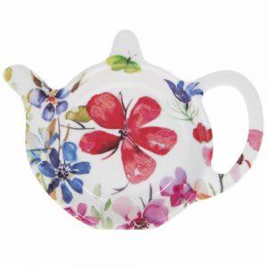 Butterfly Meadow Teabag Tidy