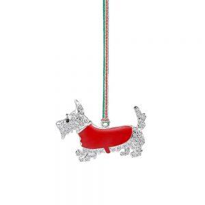 Newbridge Scottie Dog Hanging Decoration