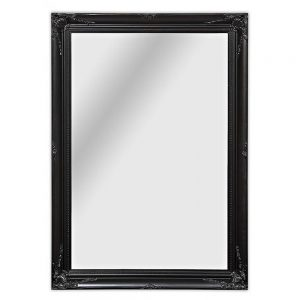 Mirror 60x90cm Black