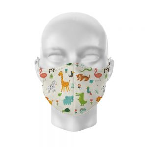 Zooniverse Reusable Face Covering Small