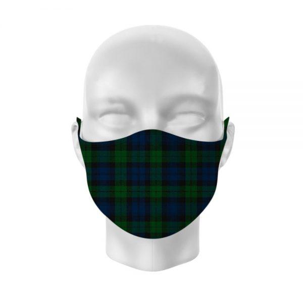 Tartan Reusable Face Covering Large