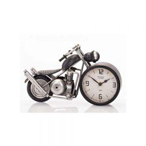 Motorbike Table Clock 32x10.2x18cm