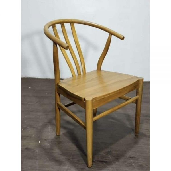 Repro Wood Vintage Chair