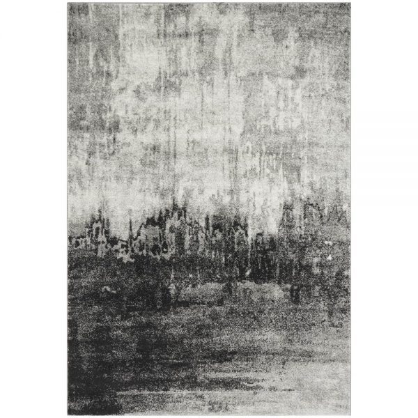 Nova Rug 120x170cm Distress Grey