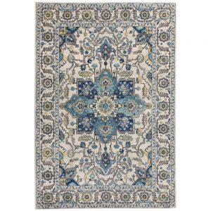 Nova Rug 120x170cm Persian Blue