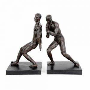 16X26cm Gymnastic Men Bookends