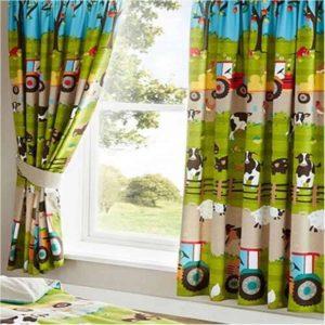 Farm Yard Curtains 66 x 54