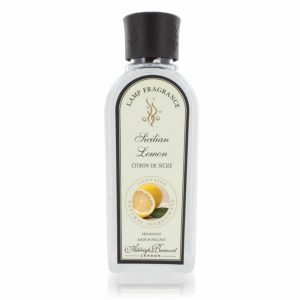 500ml Lamp Oil - Scillian Lemon