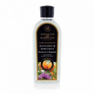 Mandarin and Bergamont Lamp Oil 500ml