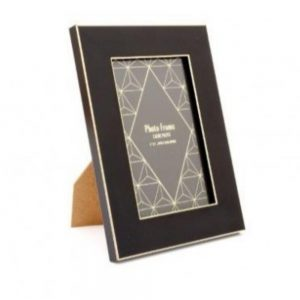 4X6 inch Black And Gold Colour Frame