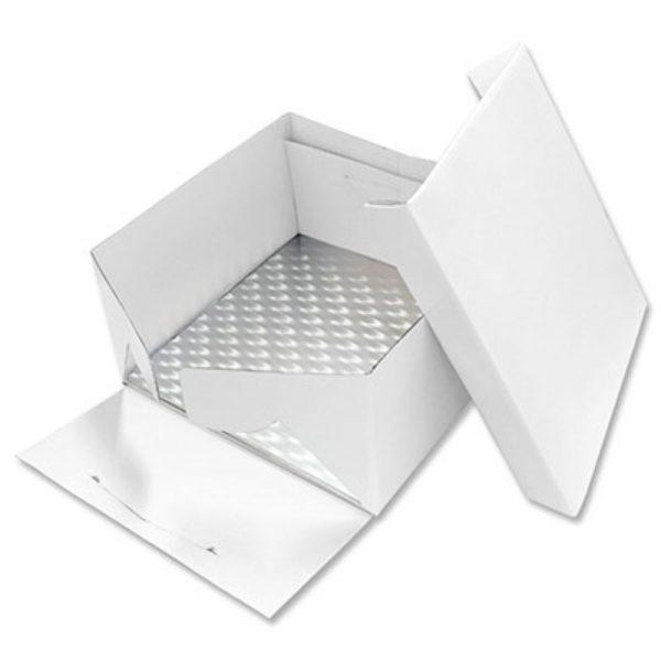 PME Square Cake Board & Box