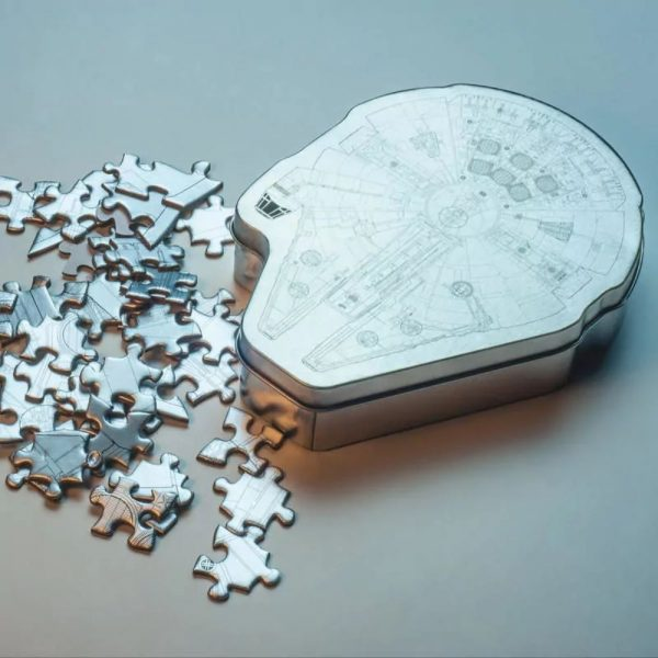 Millennium Falcon Jigsaw