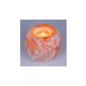 Salt Lamp Tealight Holder
