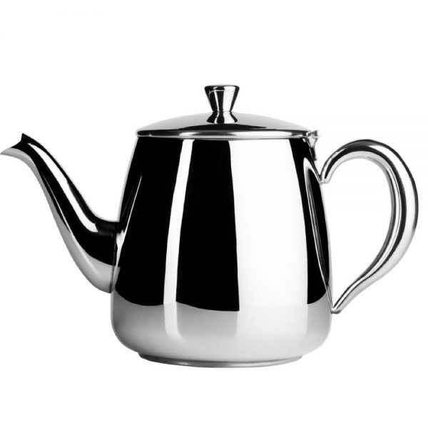 Cafe Ole 48OZ Stainless Steel Teapot