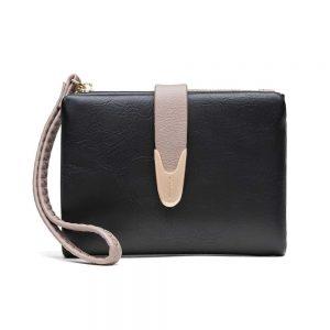 Gessy Purse In Black 9 x 12cm
