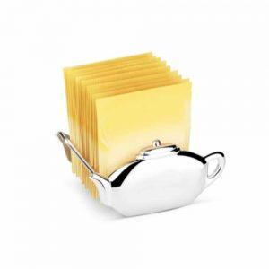 Newbridge Silverplated Teapot Teabag Holder