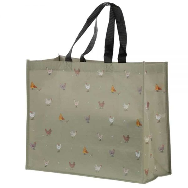 Willow Farm Chicken Shopping Bag