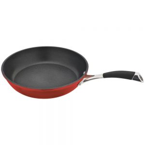 Stellar Forged 28CM Frying Pan Non-Stick Red