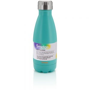 Smidge Insulated Bottle Aqua 325ML