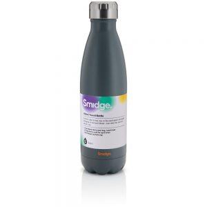 Smidge Insulated Bottle Storm 450ML